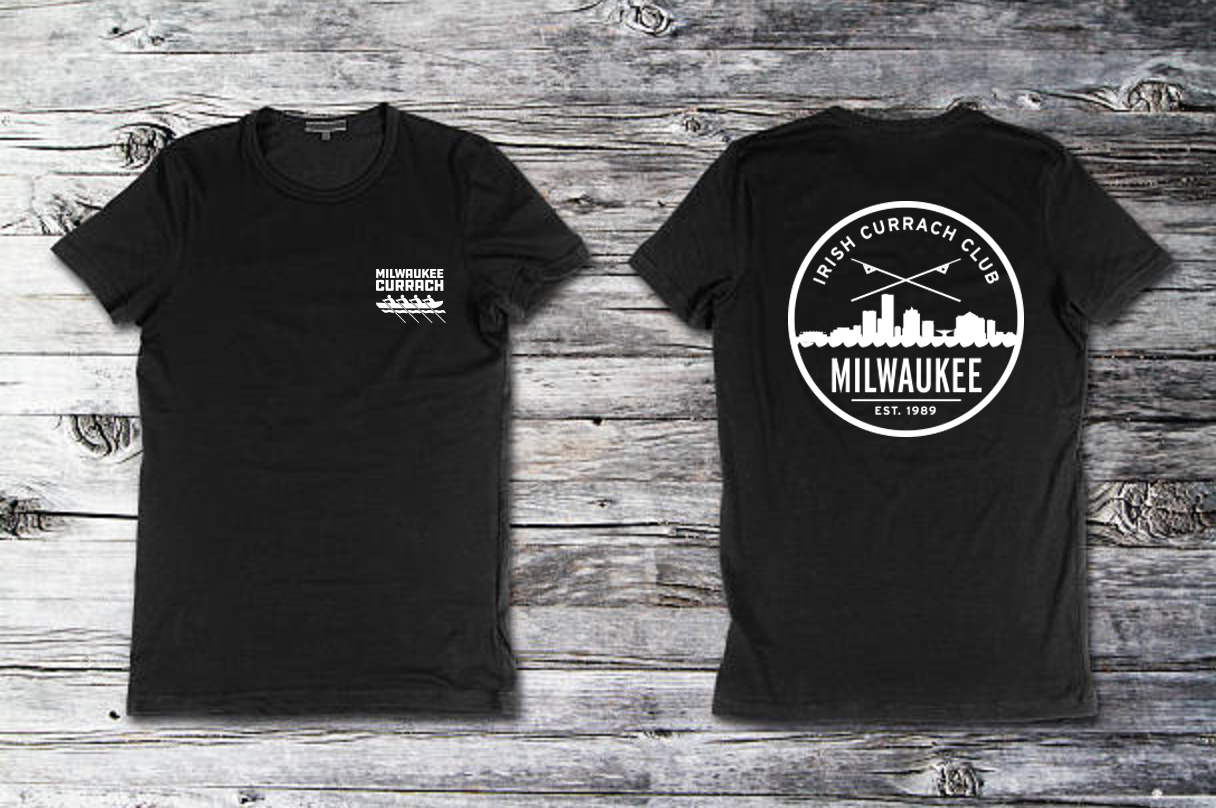 BUY. - Get some cool merchandise featuringthe new Milwaukee Currach logo.