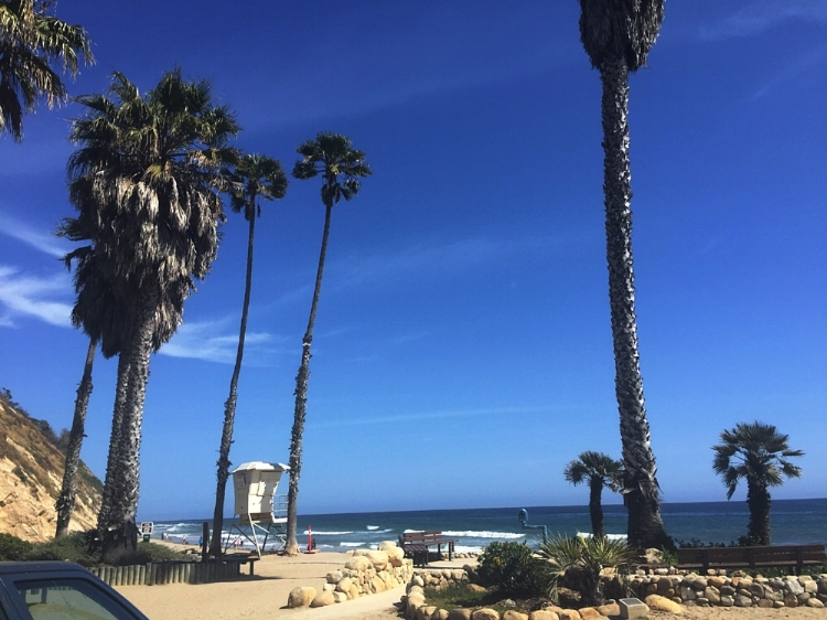 Arroyo Burro Beach, Santa Barbara, CA