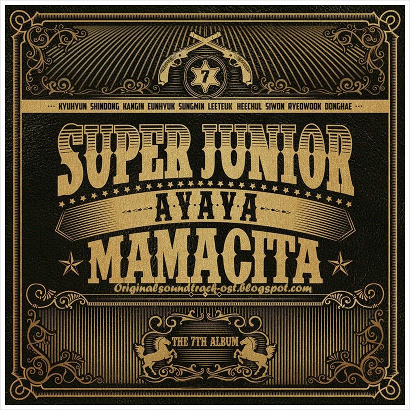 Super Junior Mamacita.jpg