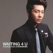 Yoonhak (Cho Shin Sei) WAITING FOR YOU ALBUM.jpg