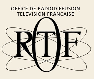 French Television Broadcasting Office Logo