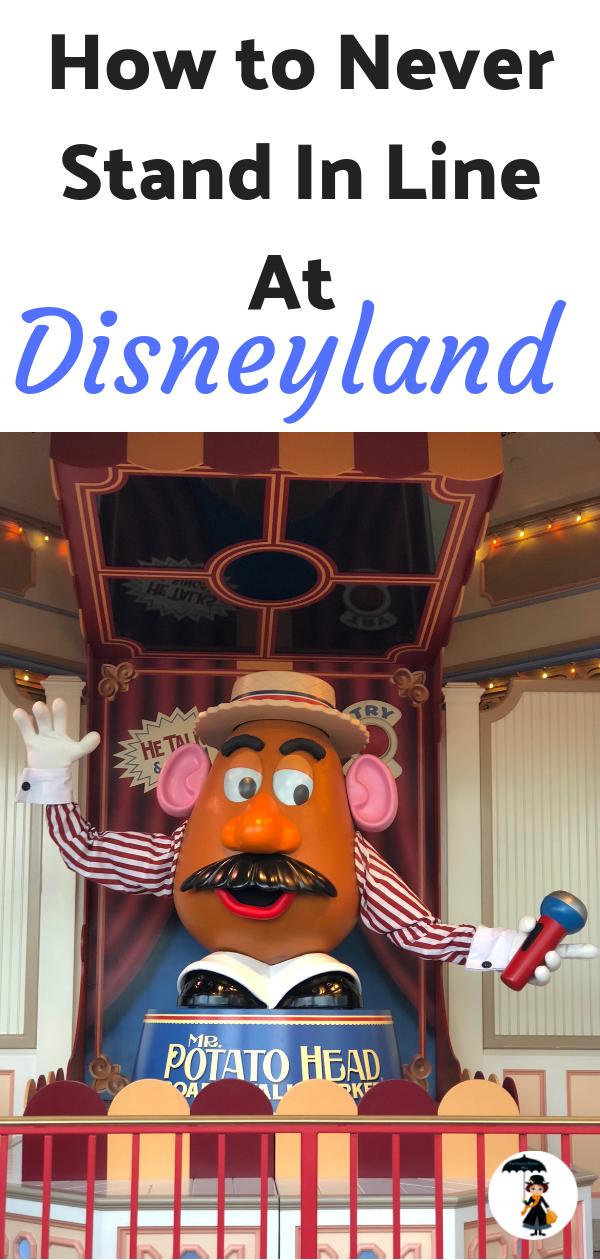 How to skip the lines at Disneyland. #Disneyland #Disney #DisneyCaliforniaAdventure #DCA #DisneylandTips #DisneyVacation #Travel #FamilyTravel