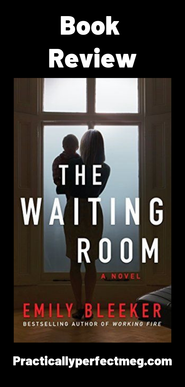 The Waiting Room Book Review. #TheWaitingRoom #EmilyBleeker