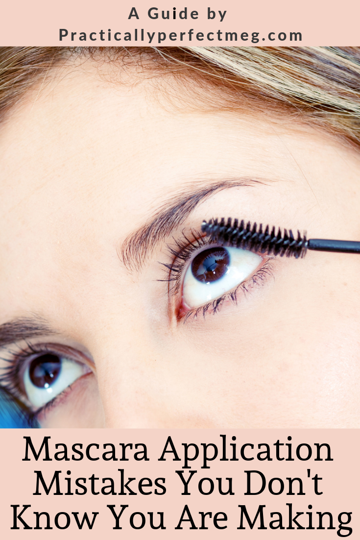 Mascara Application Mistakes You Don't Know You Are Making. #makeup #mascara #beautytutorial #beauty