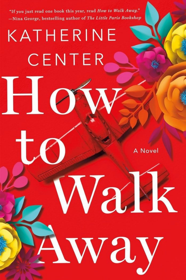 How to Walk Away was the best book I have read in a long time. If you need a good cry or just want to immerse yourself in a book How To Walk Away is a great choice. #HowToWalkAway #KatherineCenter #Book #HowToWalkAwayBook #BookReview