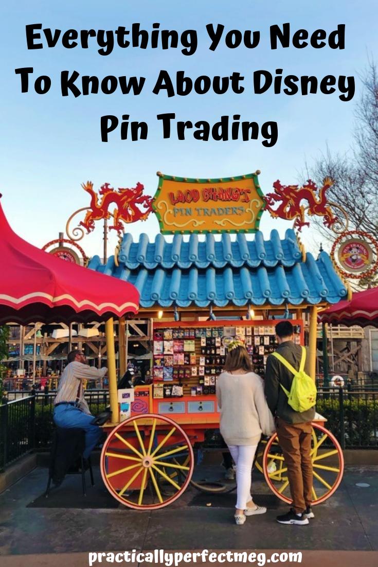 Everything You Need To Know About Disney Pin Trading. #Disneyland #WDW #PinTrading #DisneyPinTrading #WaltDisneyWorld #DisneyCaliforniaAdventure #DisneyCruiseLine