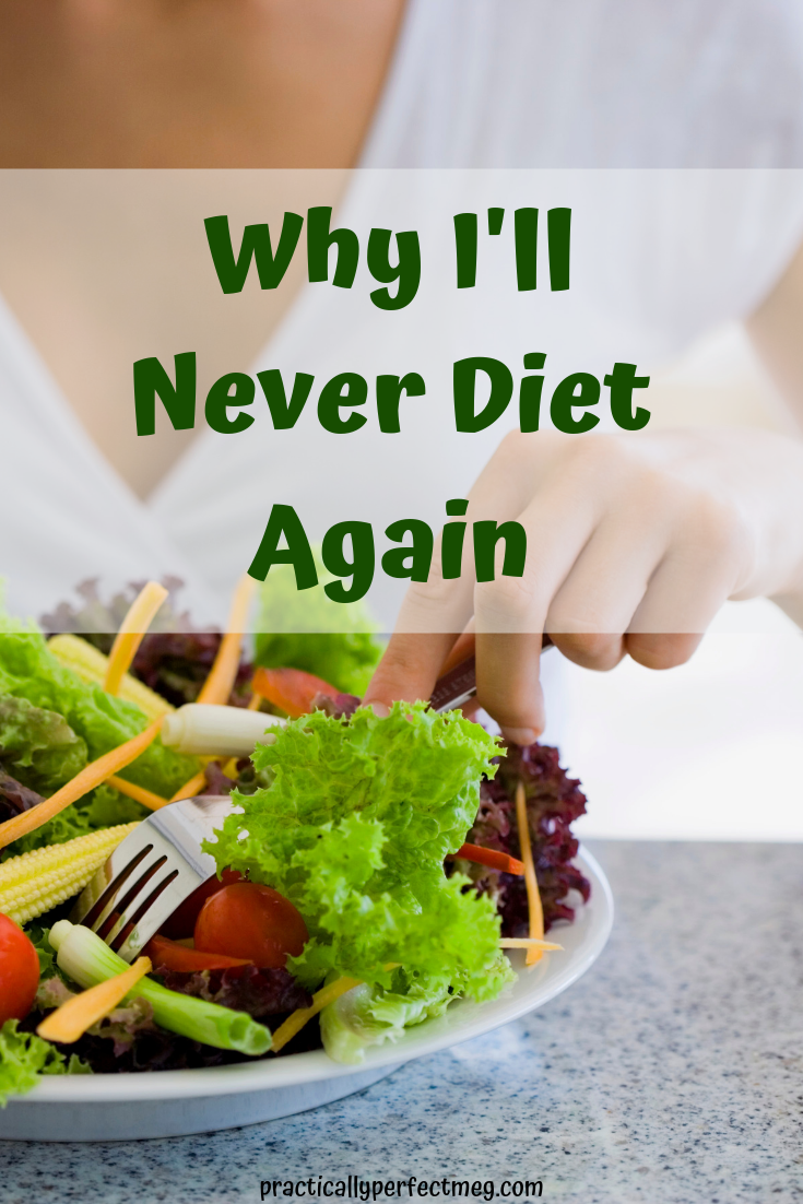 Why I Gave Up Dieting Forever. #diet #wieghtloss #fitness #health