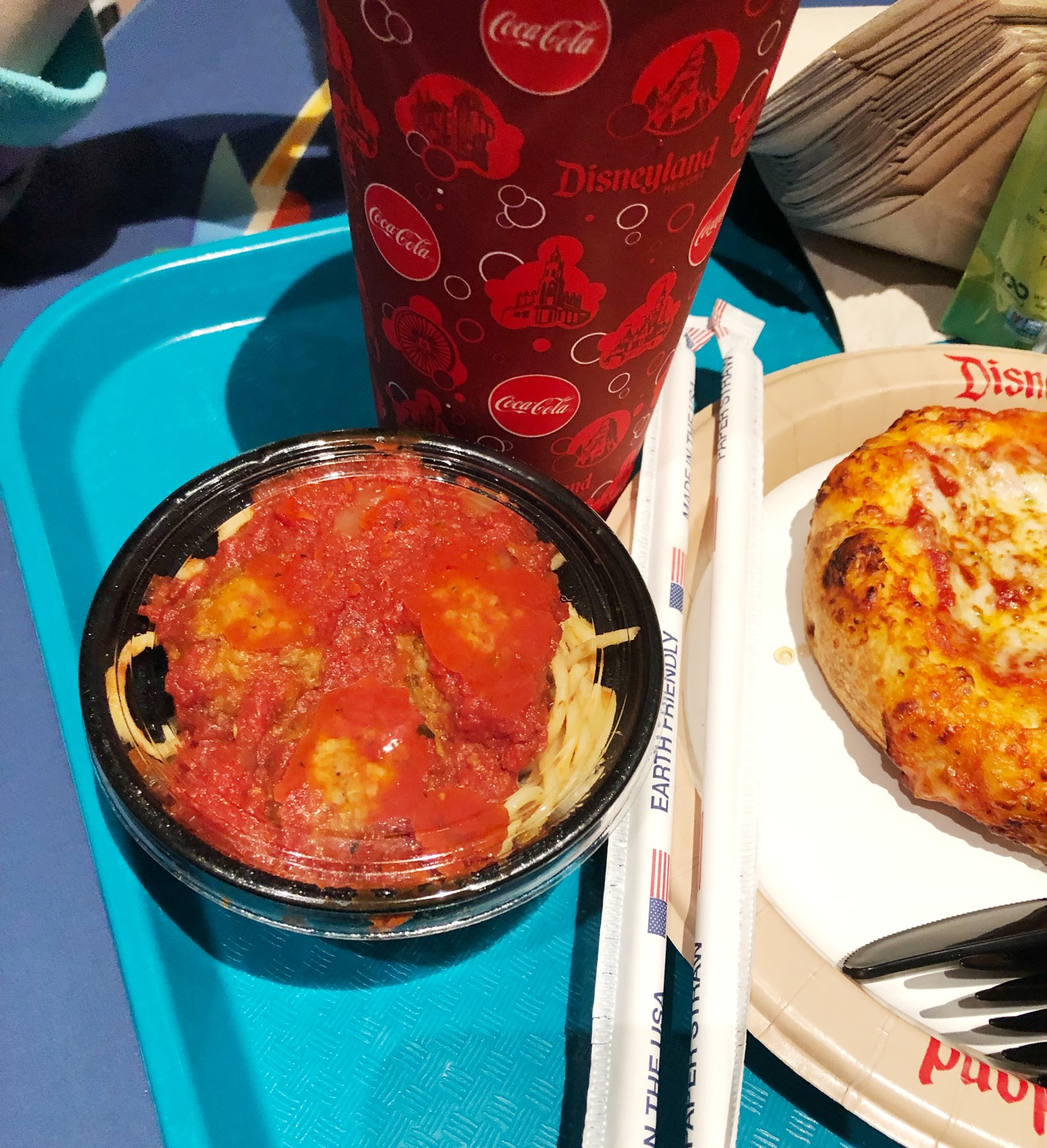 Where to find the best Spaghetti at Disneyland. #Disneyland #DisneyCaliforniaAdventure  #Disney #DisneyFood #DisneyFoodie