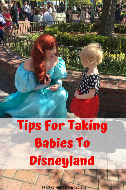 Disneyland With Babies  What Rides Can You Babywear On And