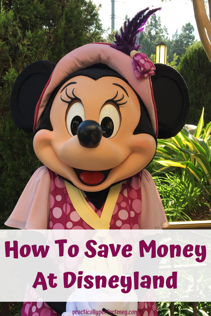How To Save Money At Disneyland.  #Disney #Disneyland #DisneyCaliforniaAdventure #Travel #FamilyTravel #DisneyTips #DisneylandTips #DisneyWithKids #DisneyVacation