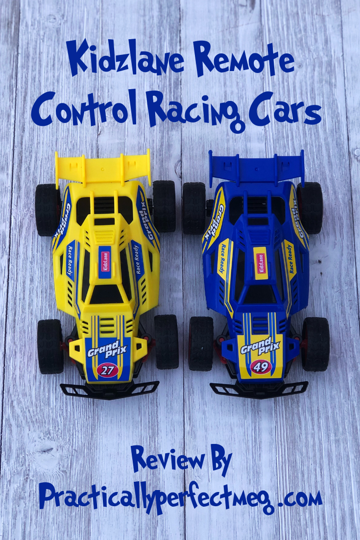 Kidzlane Remote Control Racing Cars Review. #toys #toysreview #Kizlane #remotecontrolcar