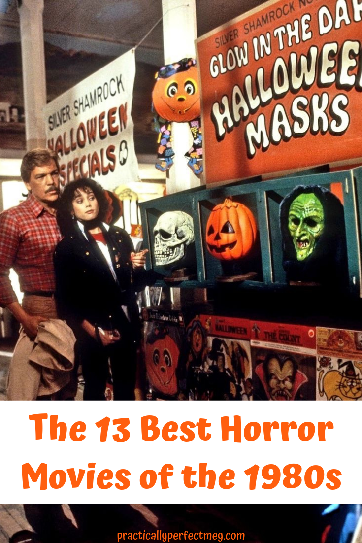 Top 13 Horror Movies of the 1980s. #horrormovies #1980s #johncarpenter #halloween #bhorrormovies80s