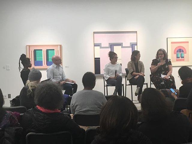 Inclusion Rider panel talk @Katzen