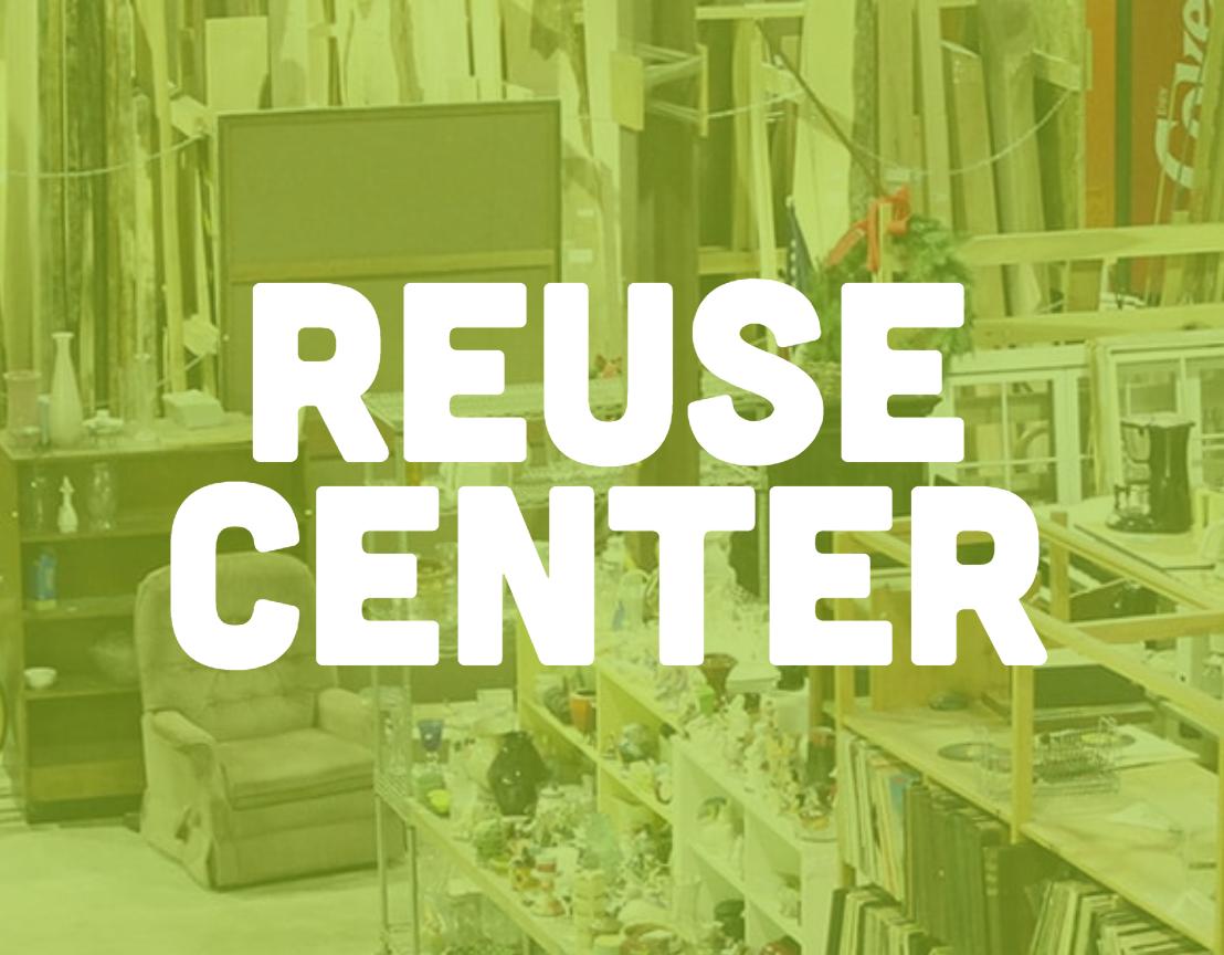 Recycle Ann Arbor Reuse Center