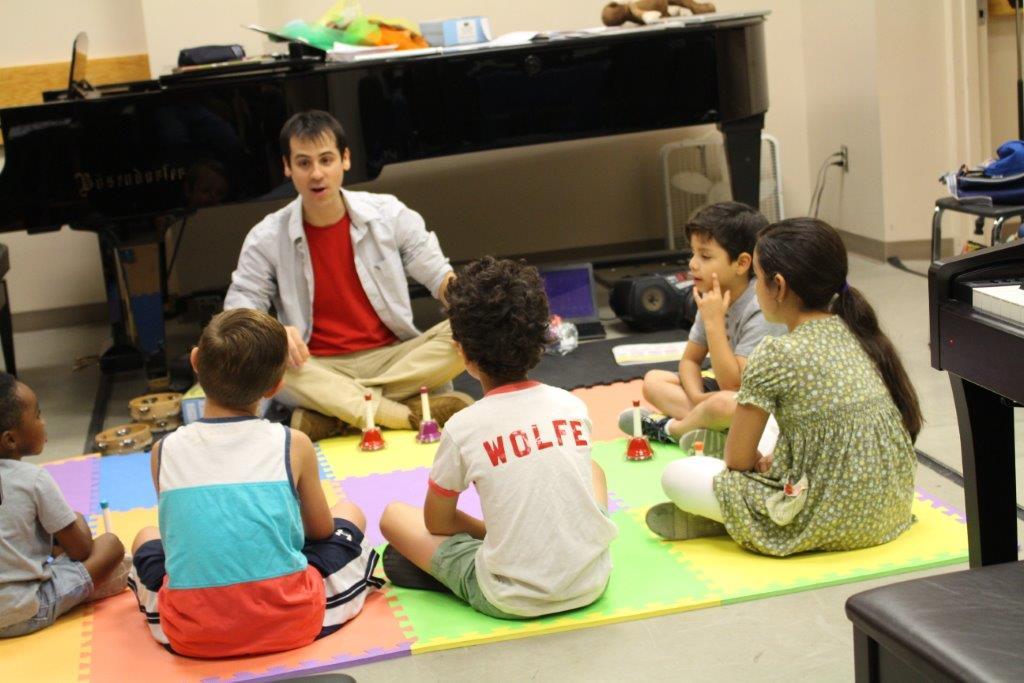 Group Piano Classes - 2 locations in Kansas City: Waldo, UMKC