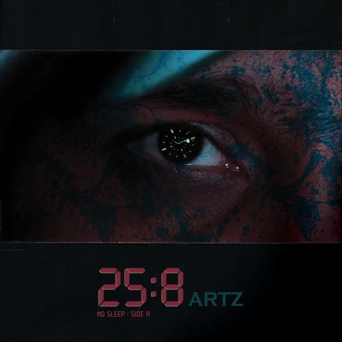 No Sleep: 25/8 (Side A)