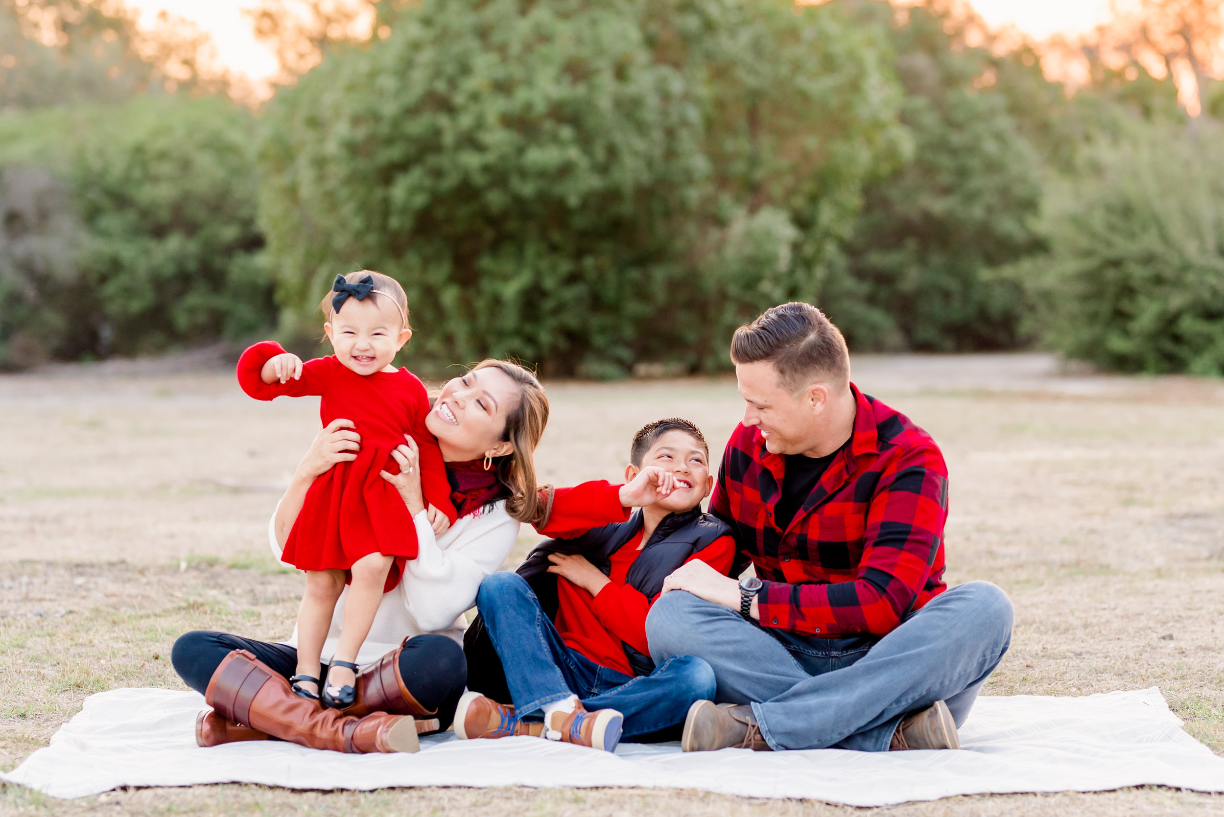 North Carolina Family Photographer