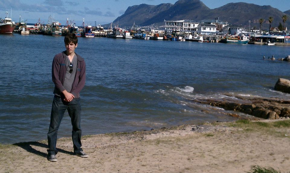 First trip to South Africa circa 2012