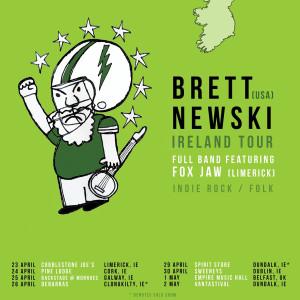 Ireland tour circa twenty fifteen