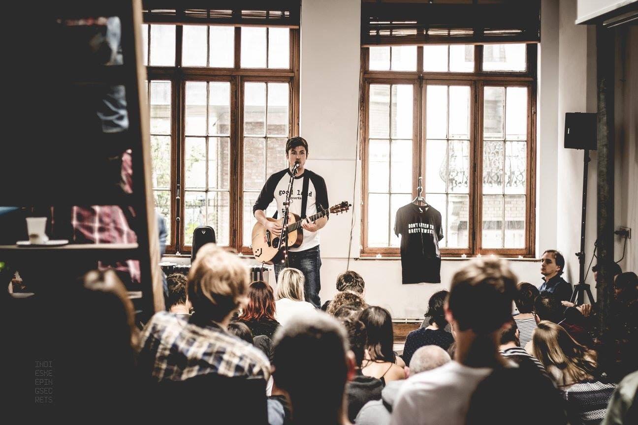 Loft show in Brussels, Belgium