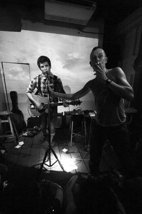 First solo show ever, Bangkok 2011. Photo: Craig Kallee