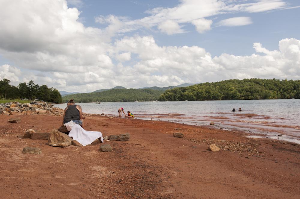Chatuge, Reservoir