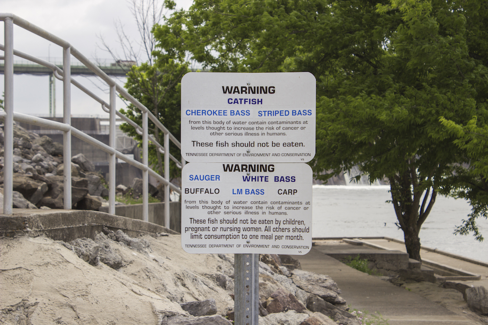 Fort Loudoun, River Access