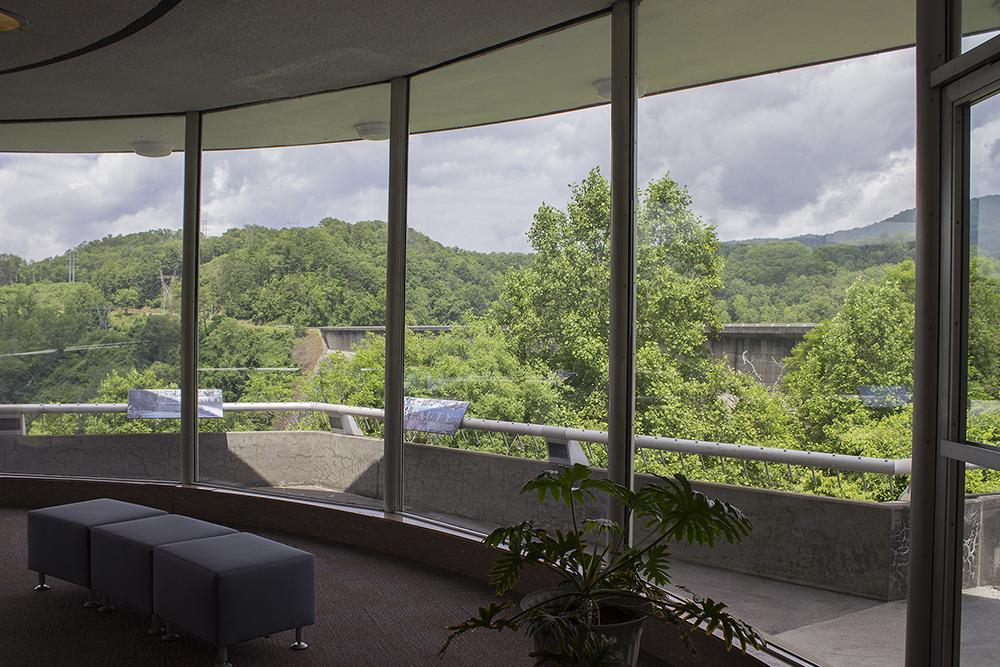 Fontana, Visitor Center