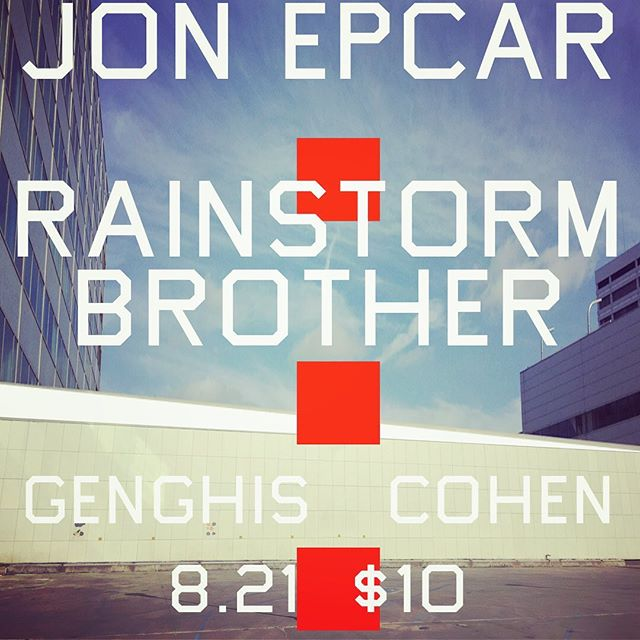 Very looking forward to playing some music in LA tonight with friends.  I'll 8pm w/ @piano_samurai @josephabrahamayoub @drewtaubenfeld (and maybe some special guests...) Then I'll be playing with the great @johnisaacwatters and @rainstormbrother after.  Genghis Cohen.  740 N Fairfax Ave, Los Angeles $10