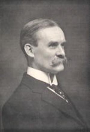 Lord Robson, 1900. - (Elliott and Fry)