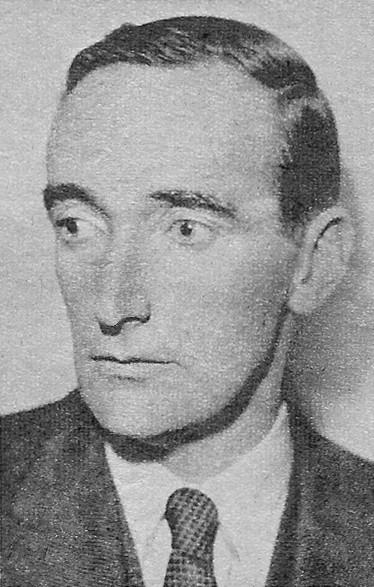 Gerald Heard, c. 1934. - (unknown photographer)