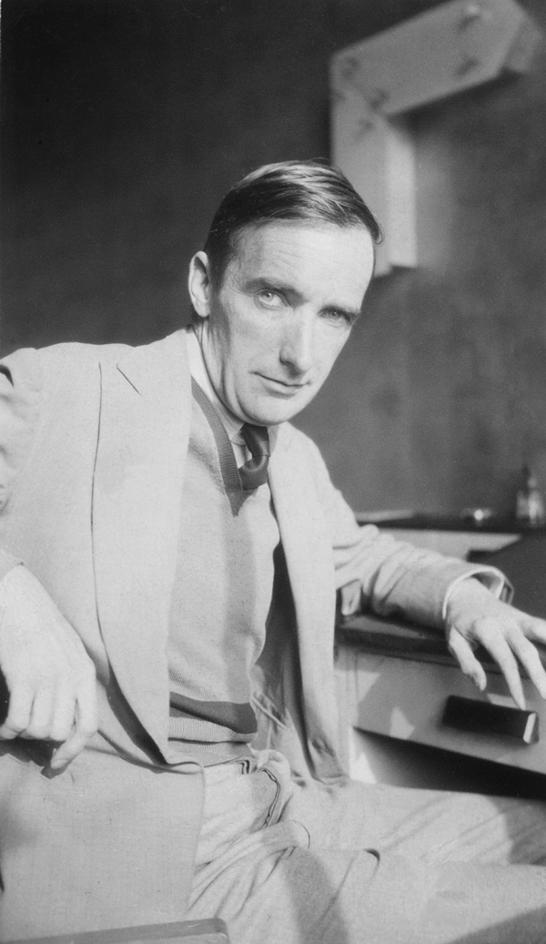 Gerald Heard, c. 1930. - (unknown photographer)