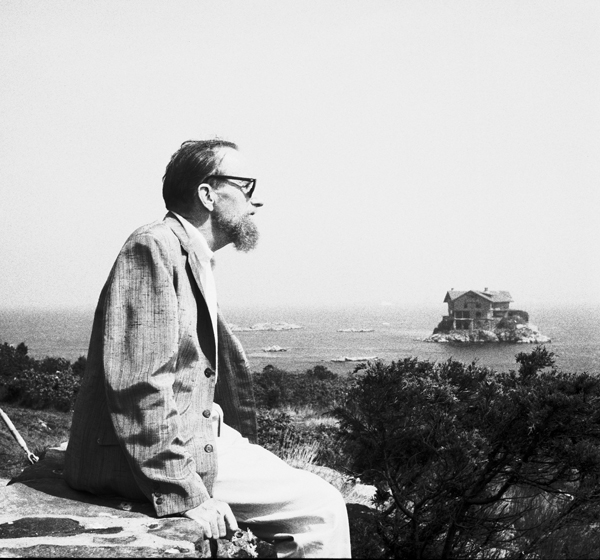 Gerald Heard, c. 1960 -