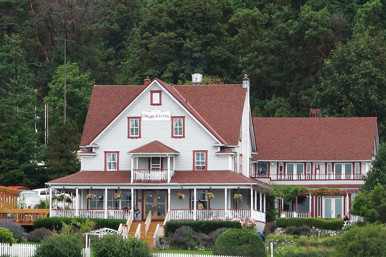 orcas hotel -