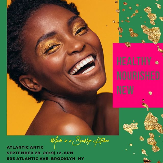Super excited to Pop Up at the 45th Annual Atlantic Antic!  I'll also be revealing a new scent!! 🤩  Meet us on September 29, 2019 from 12-7pm at 535 Atlantic Ave in Brooklyn! You probably shouldn't miss this moment😜 . . . . .  #SkinCare #Beauty #Beautiful #Moisturize #Exfoliate #Smooth #Glow #BodyButter #BodyCleanser #GlowUp #Heal #Love #Natural #Organic #MangoButter #CoconutOil #SheaButter #AloeButter #SkinRegimen #SkinHealth #Wellness #SelfCare #Selfhelp #MentalHealth #Meditation
