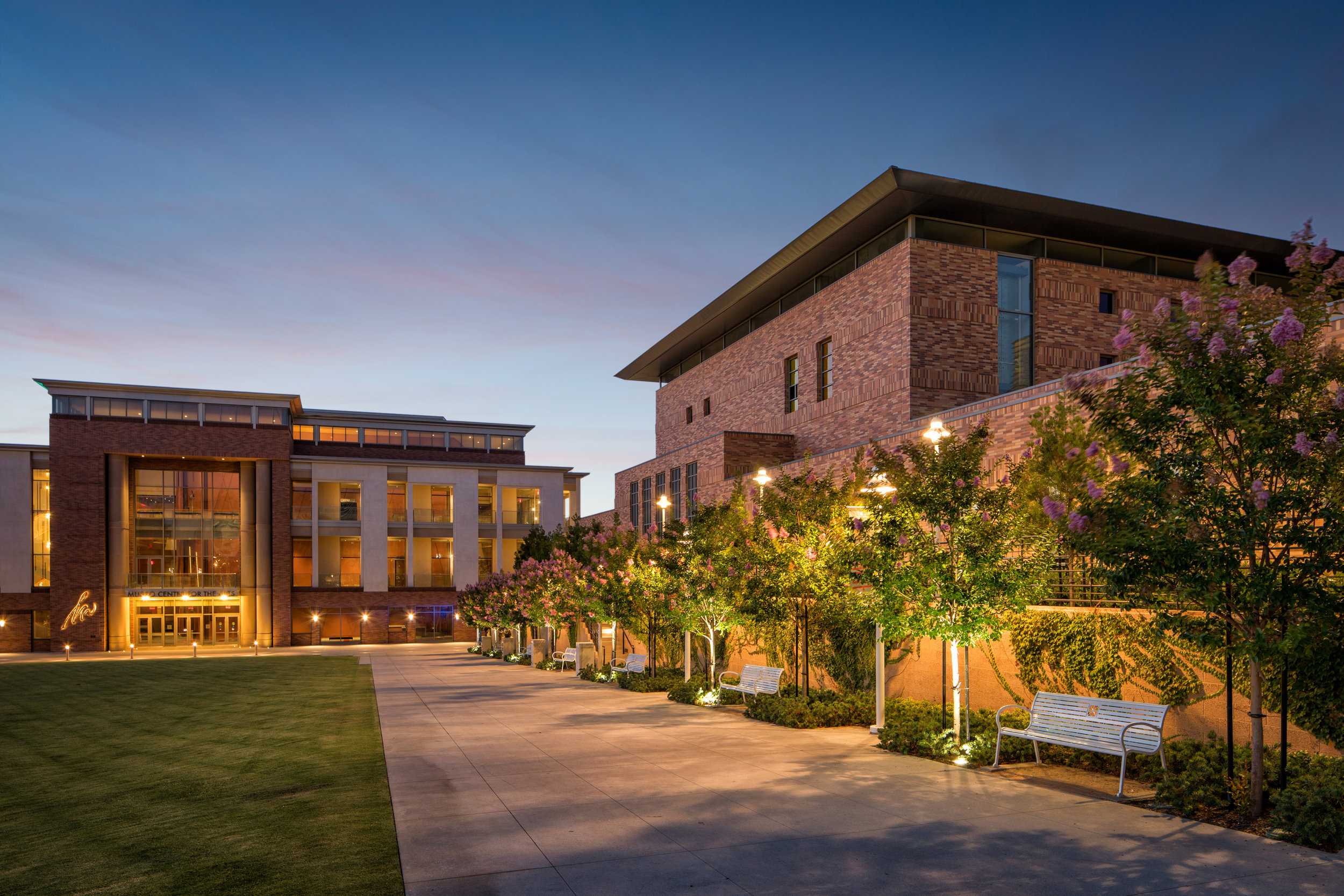 Chapman University  - Musco Center for the Arts