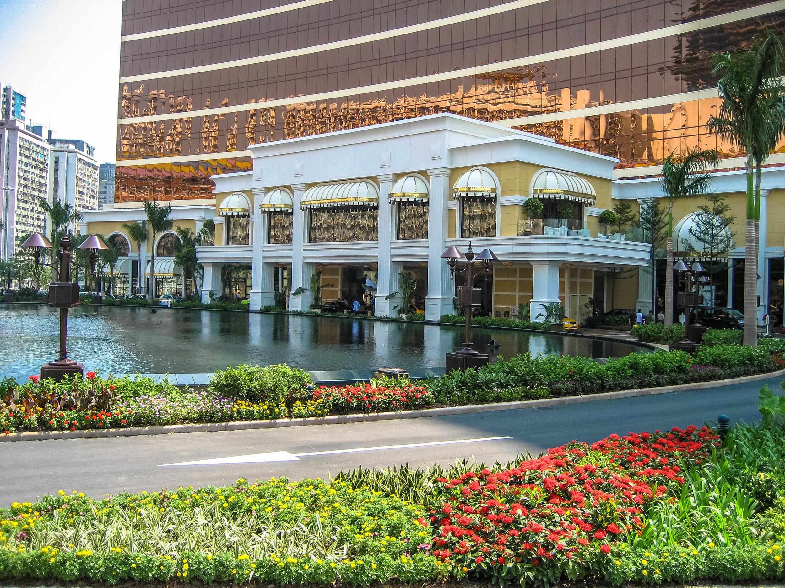 Wynn Resort - Macau, China