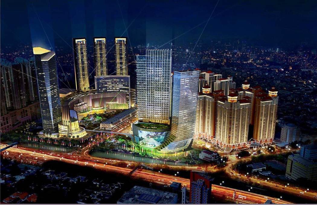 SOHO atPodomoro city - Jakarta, Indonesia