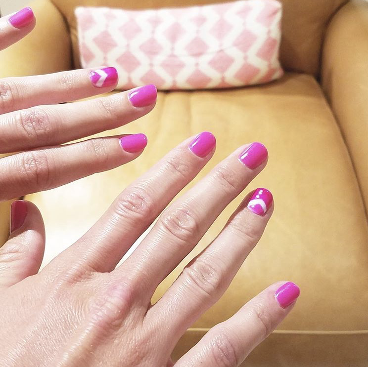 Varnish Lane  is a natural, waterless nail salon redefining the traditional mani/pedi