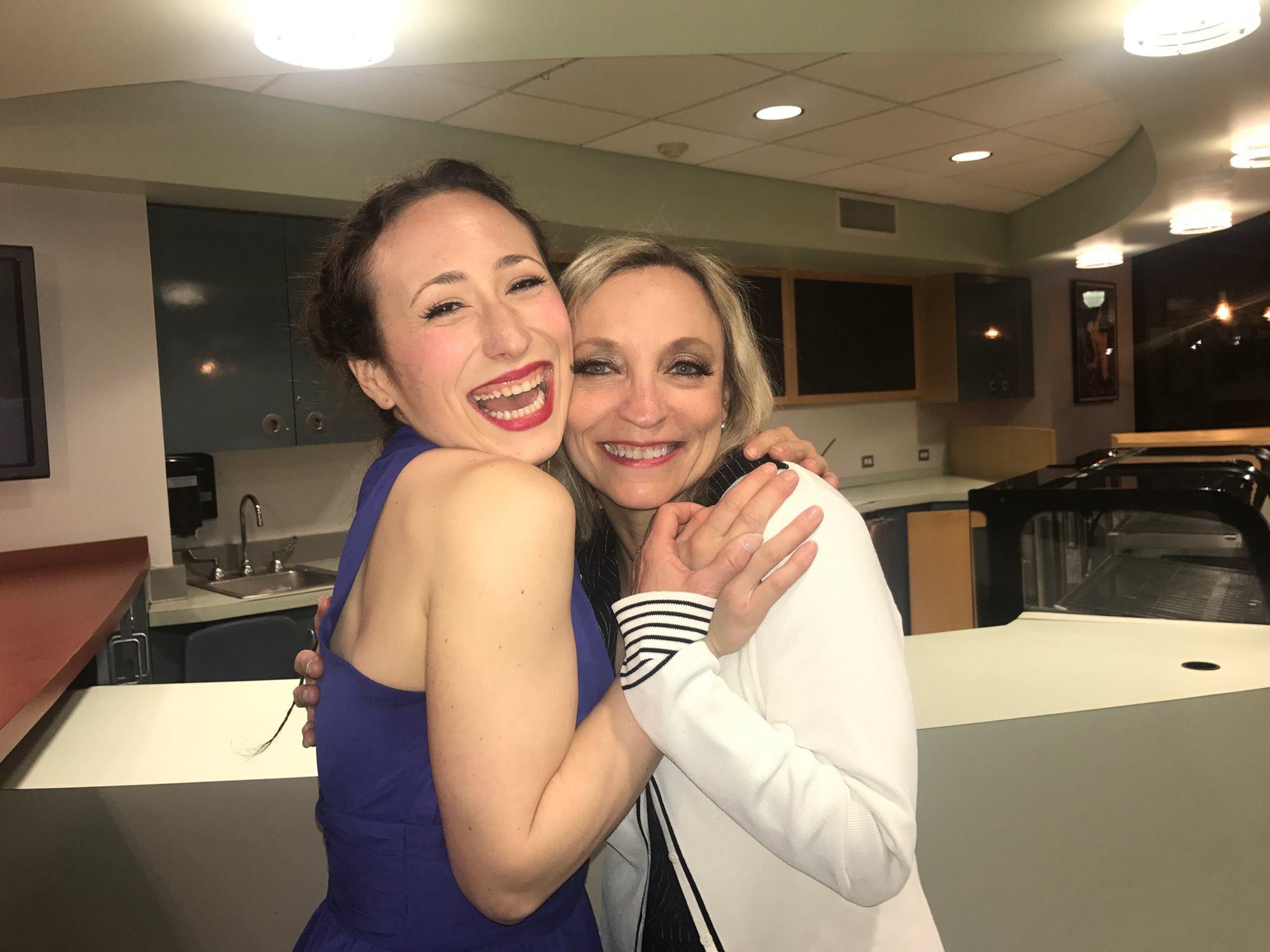 "Jedlicka Performing Arts Center. ""Gypsy."" Gypsy and Mama Rose!"