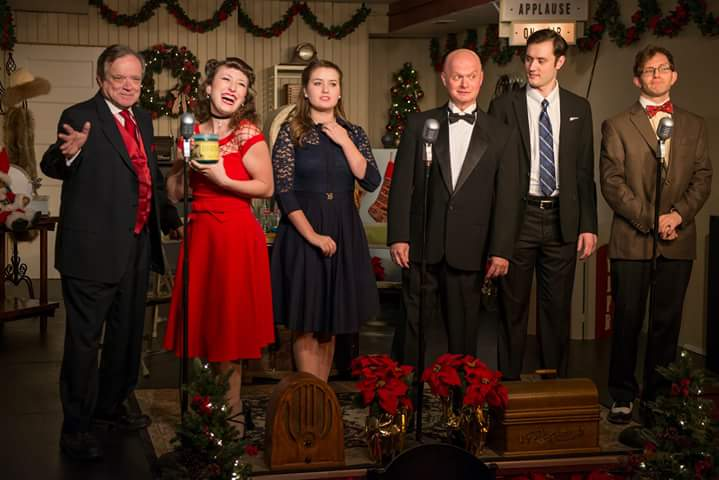 Oil Lamp Theater, It's a Wonderful Life: A Live Radio Play