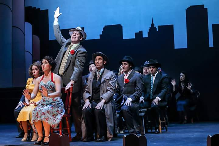 Williams Street Rep, Guys and Dolls