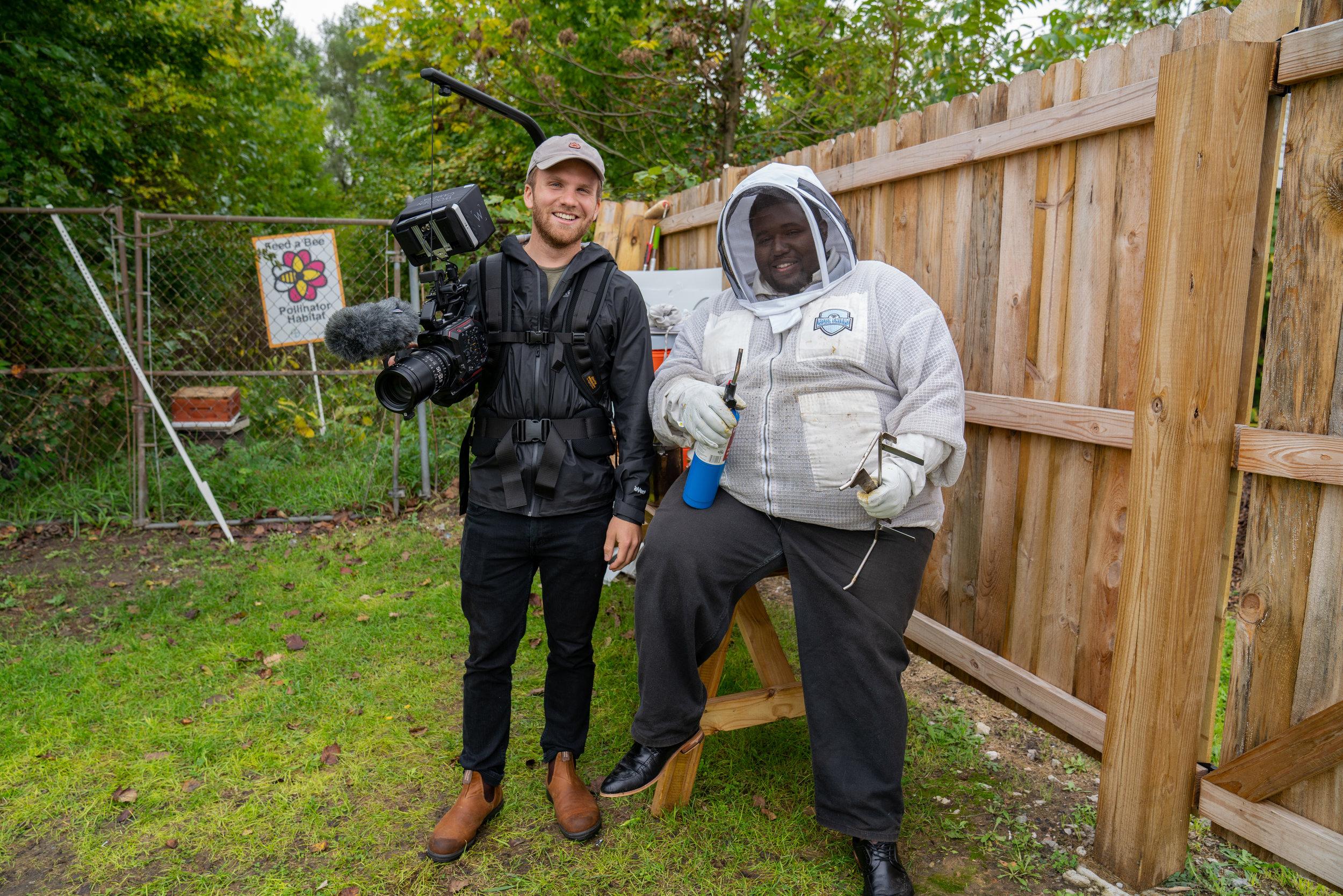 Tim Paule & Nicole Lindsey / Co-Owners - Detroit Hives