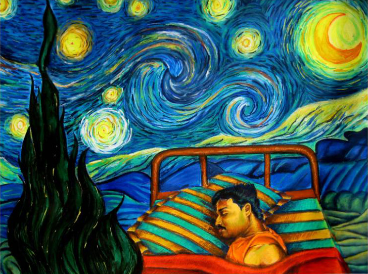 Copy of I am in Starry Night (2009)