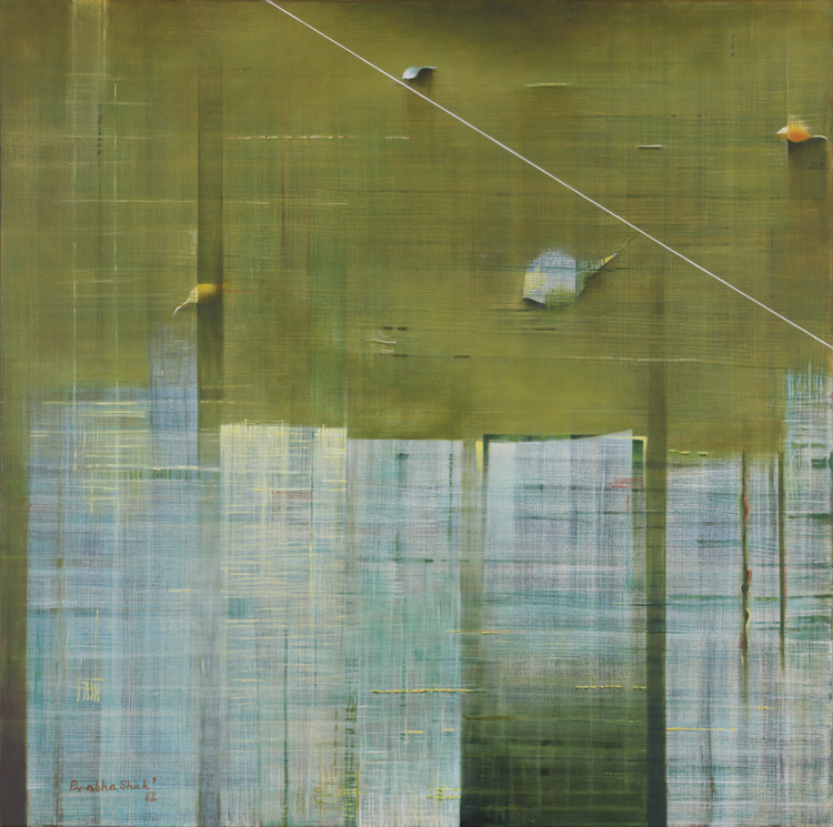 A Moment Suspended in Time (2012)