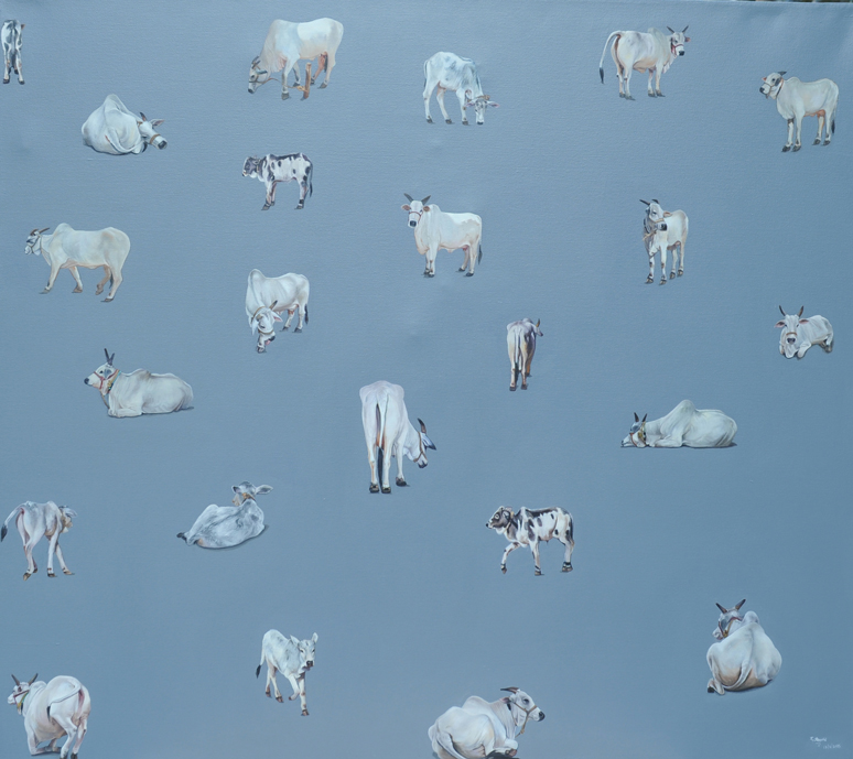 Untitled [Cows] (2016)