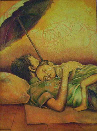 Sleep Varanasi (2004)