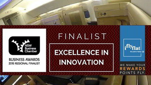 Finalist (Excellence in Innovation) – NSW Business Chamber awards