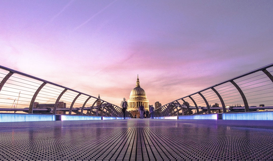 LONDON - FROM 232,000 POINTS+ CONCIERGE FEE & TAXESYOU CAN SAVE: 68% WITH POINTS + IFLYFLAT