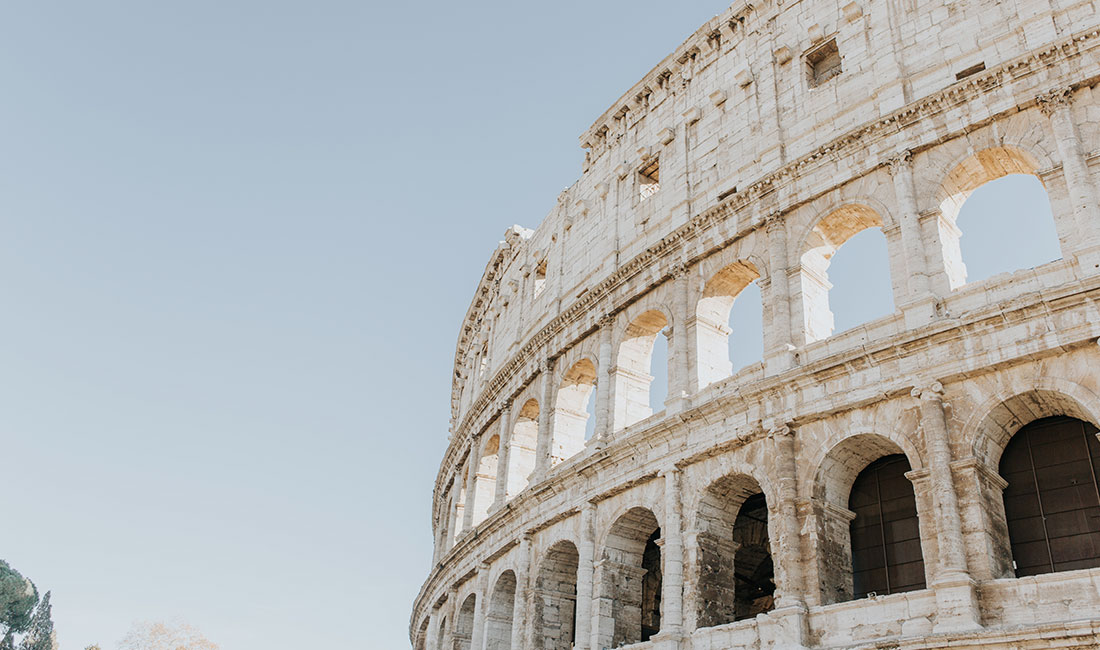 ROME - FROM 180,000 POINTS+ CONCIERGE FEE & TAXESYOU CAN SAVE: 65% WITH POINTS + IFLYFLAT